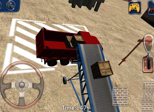 重卡货运3D截图5