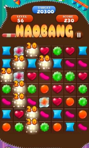 【免費益智App】糖果连线-APP點子