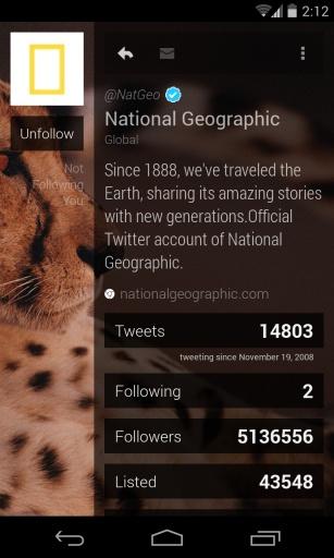 Carbon推特客户端截图4