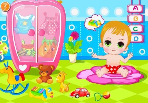 可爱宝贝洗澡v1.0.5_站外应用