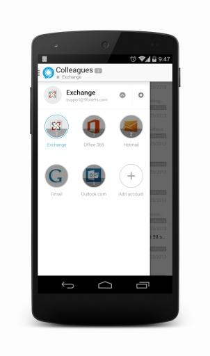 Nine - Exchange ActiveSync截图7