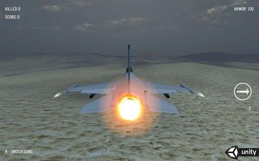 空袭入侵 3D