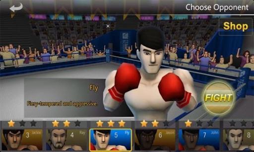 疯狂拳击:城市快打