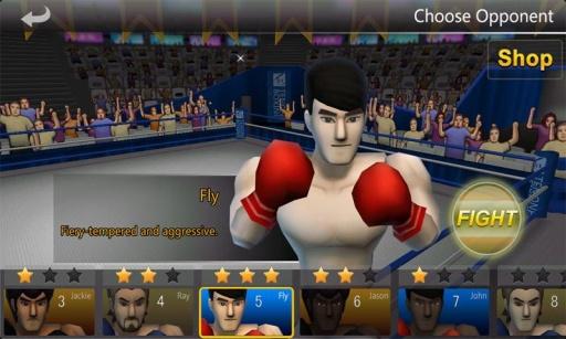 疯狂拳击:城市快打截图5