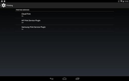 Samsung Print Service Plugin截图0