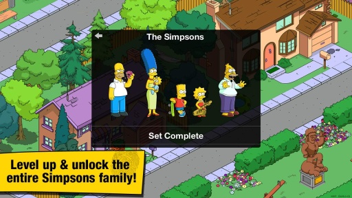 玩模擬App|辛普森一家免費|APP試玩