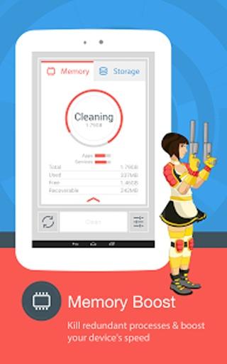 The Cleaner截图1