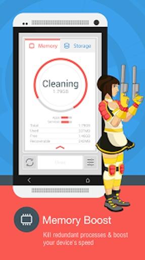 The Cleaner截图8