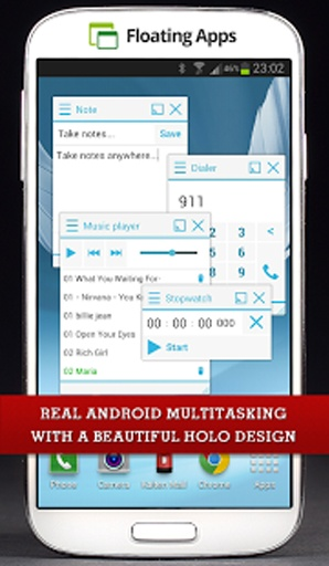 Floating Apps FREE - multitask截图4