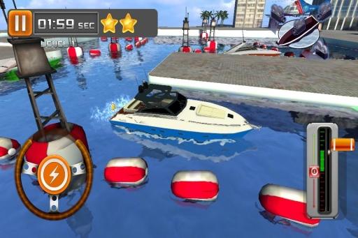 游艇停泊3D截图9