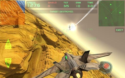 霹雳空战X Fractal Combat X