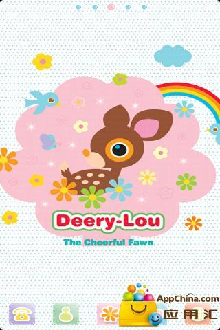 deery小鹿主题壁纸截图0