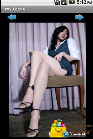 性感美女美腿截图2