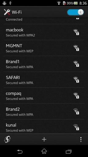 WIFI热点网络共享截图9