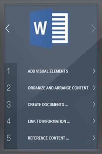 word 2013 tutorial