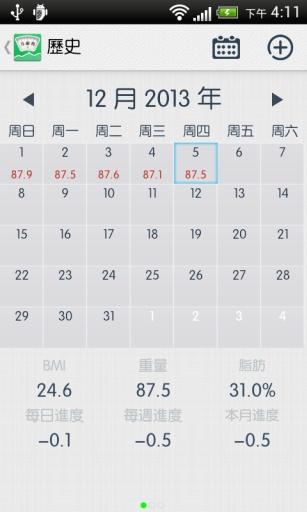 体重记录器 生活 App-愛順發玩APP