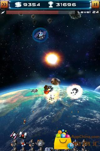 空间站塔防2截图1