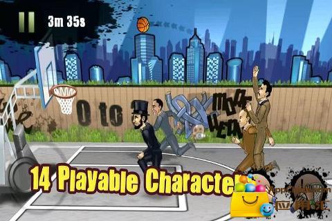 街頭暴力籃球- 遊戲天堂