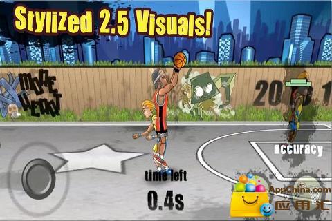 玩免費體育競技APP|下載街头篮球 app不用錢|硬是要APP