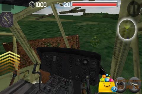 3D武装直升机截图4