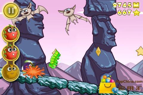 水果滚滚正式版|玩益智App免費|玩APPs