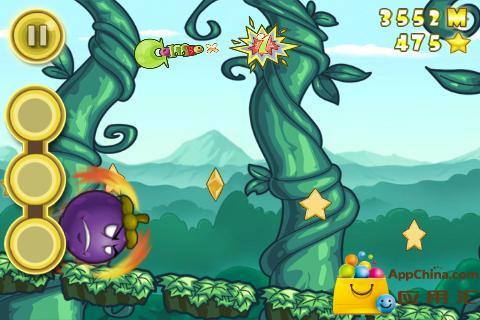 【免費益智App】水果滚滚正式版-APP點子