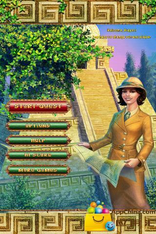 蒙特祖玛的宝藏高清版截图4