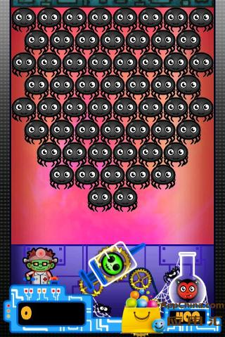 泡泡龙博士万圣节版 益智 App-愛順發玩APP