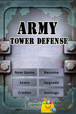 军事塔防截图1