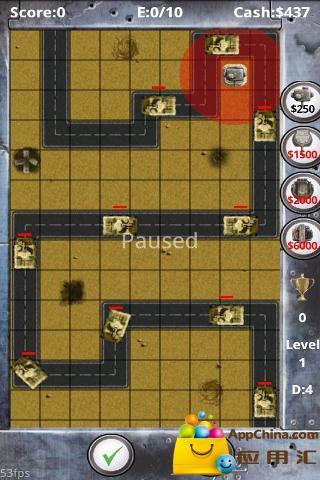 军事塔防截图4