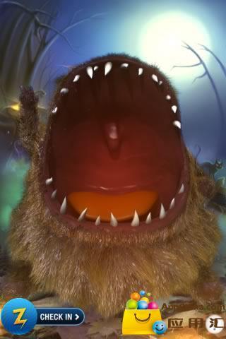 【免費益智App】万圣节食指怪兽-APP點子
