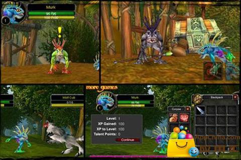 魔兽世界之鱼人冒险截图3