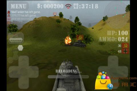 【免費射擊App】坦克怒火-APP點子