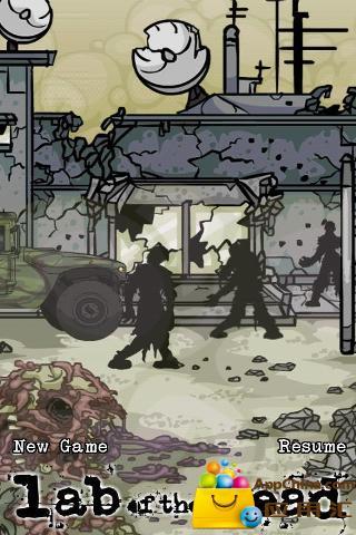 僵尸实验室截图0