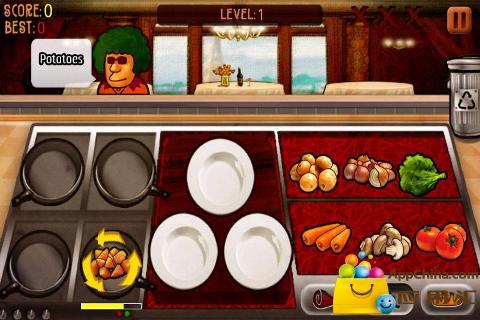 大厨师截图2