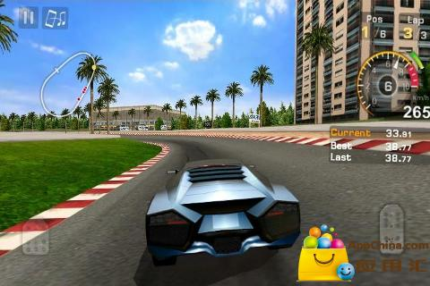 GT赛车截图3