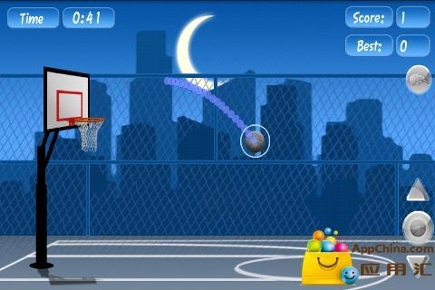 简易街头篮球截图2