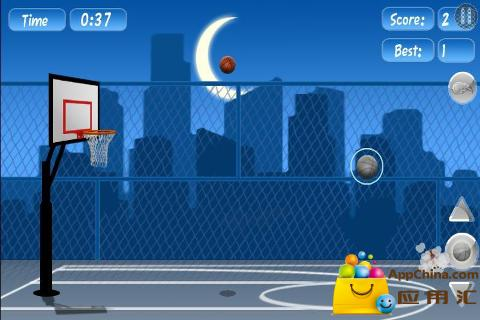 简易街头篮球截图4