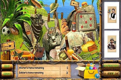 神秘岛宝藏截图1