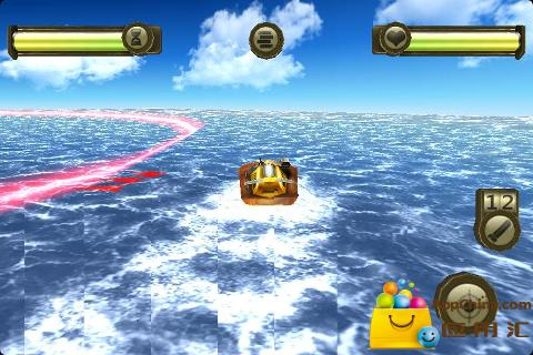 【免費策略App】3D战艇-APP點子