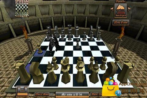 3D实况国际象棋截图4