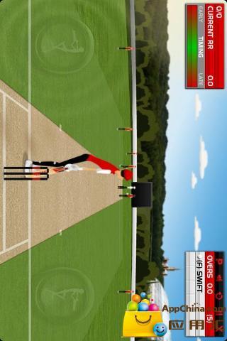 手指板球截图2