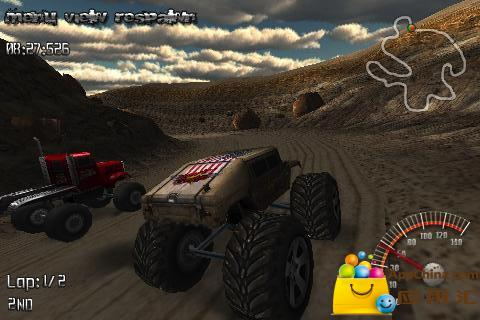 玩免費賽車遊戲APP|下載大脚车拉力赛 app不用錢|硬是要APP