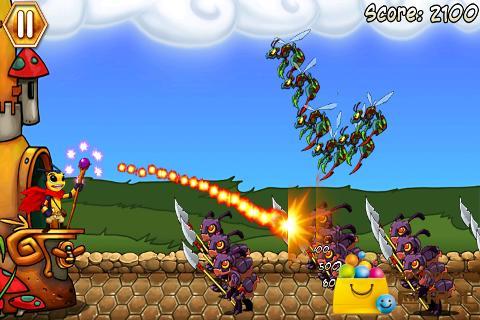 黄蜂防御截图3