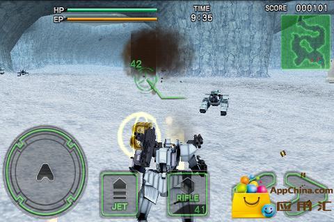 机器人大战毁灭枪手2截图3