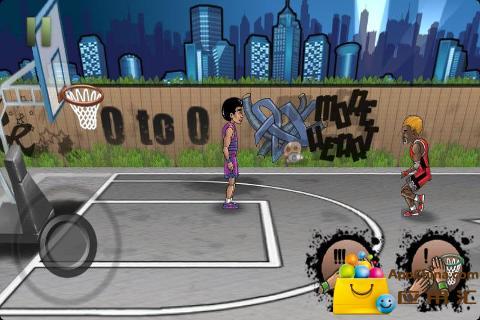 街头篮球争霸赛截图1