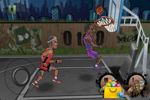 街头篮球争霸赛截图2