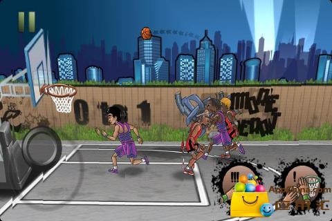 街头篮球争霸赛 截图5