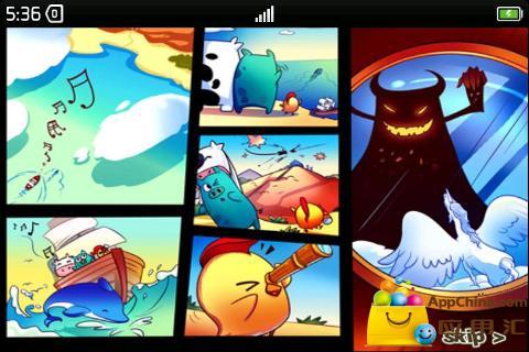 愤怒的小猪季节版 益智 App-愛順發玩APP