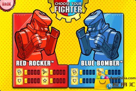 拳击机器人大战